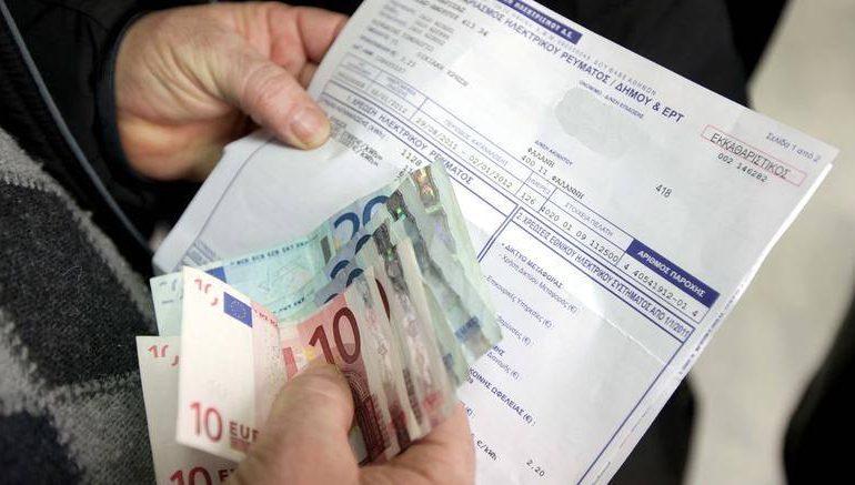Σε δόσεις για τους ανεξόφλητους λογαριασμούς προχωρά η ΔΕΗ.