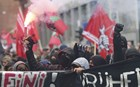 Απεργία κατά της λιτότητας παρέλυσε τις Βρυξέλλες