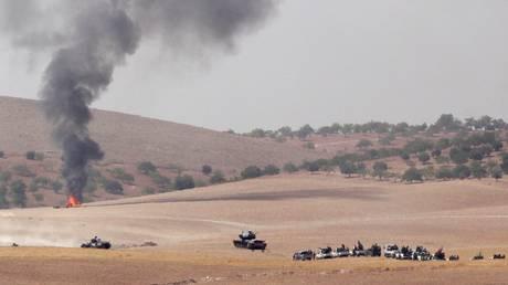 Δέκα τούρκοι στρατιώτες νεκροί