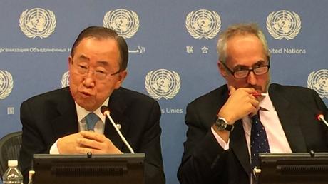 Επιτροπή έρευνας για την επίθεση στο ανθρωπιστικό κονβόι στο Χαλέπι, συστήνει ο ΟΗΕ