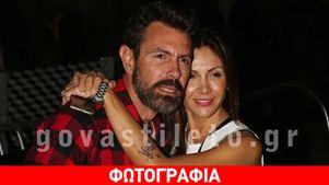 Ιωσήφ Μαρινάκης- Χρύσα Καλπάκη: Ο έρωτας δεν κρύβεται!