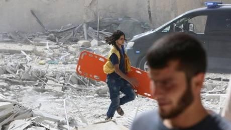 Συρία: Συνεχίζεται το σφυροκόπημα στο Χαλέπι
