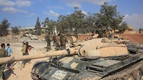 Συρία: Χερσαία επίθεση στο Χαλέπι μετά τους βομβαρδισμούς