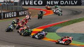Το GP Αραγονίας του Moto GP στον ΟΤΕ TV
