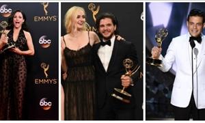 ΑΥΤΟΙ είναι οι νικητές των φετινών βραβείων Emmy!