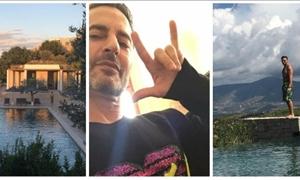 Στο Πόρτο Χέλι ο Marc Jacobs! Κάνει διακοπές στο χλιδάτο resort όπου έμεναν οι Μπέκαμ-ΦΩΤΟ