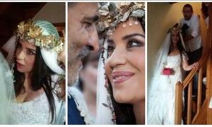 Νέες ΦΩΤΟ από τον μυστικό γάμο της Μαρίας Τζομπανάκη- Το μήνυμα της ηθοποιού!