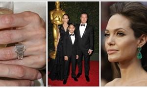 Πόλεμος εκατομμυρίων το διαζύγιο Μπραντζελίνα- H Tζολί ζητά το μονόπετρο και όλα τα κοσμήματα!