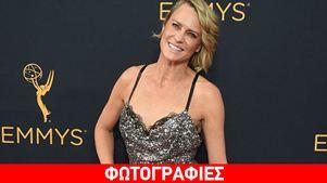 H κυρία Underwood (Robin Wright) εντυπωσίασε στα βραβεία Emmy