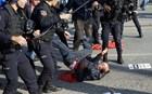Άγκυρα: Μολότωφ, δακρυγόνα και σφαίρες καουτσούκ στην πορεία μνήμης