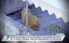 Άνδρας κοιμάται και τρώει στο μπαλκόνι διαμερίσματος του σπιτιού του!