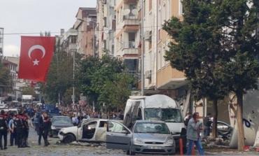 Έκρηξη κοντά σε αστυνομικό τμήμα στην Κωσταντινούπολη