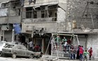 Έκτακτη βοήθεια 25 εκατ. ευρώ από την ΕΕ στο Χαλέπι