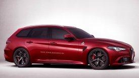 Έρχεται και πιο πρακτική Alfa Romeo Giulia;