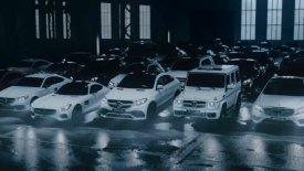 Όλες οι Mercedes-AMG σε 80 δευτερόλεπτα (video)