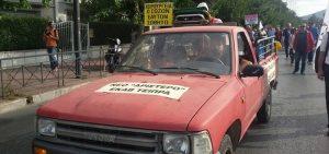 Αθήνα: «Καραβάνι της Υγείας», με τη συμμετοχή του ΜΕΤΑ Υγειονομικών