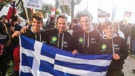 Ασημένιο ο Τσορτανίδης στο Παγκόσμιο Πρωτάθλημα ιστιοσανίδας