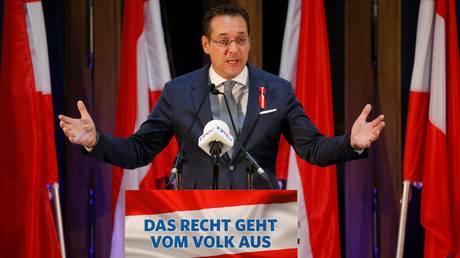 Αυστρία: ο αρχηγός της ακροδεξιάς προειδοποιεί για ενδεχόμενο εμφύλιο λόγω των προσφύγων