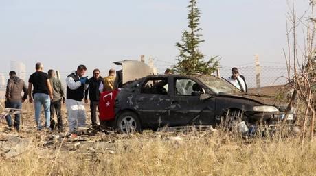 Βομβιστική επίθεση στη νοτιοανατολική Τουρκία