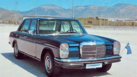 Γιατί πωλείται η Mercedes του Ωνάση;