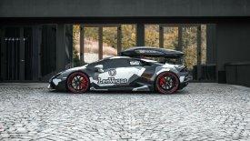 Για σκι με Lamborghini Huracan! (video)