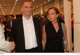 Δανάη Στράτου: Τσίπρας και Βαρουφάκης είχαν αποφασίσει από χρόνια να εφαρμόσουν το σχέδιο