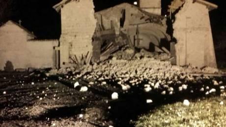 Δεύτερος και ισχυρότερος σεισμός 6,1R στην Περούτζια