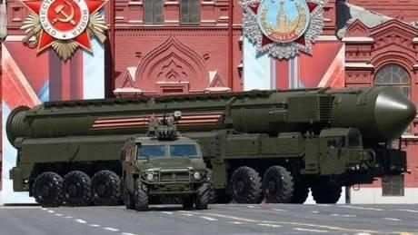 Η Ρωσία μετακινεί πυραύλους στα σύνορα με την Πολωνία και την Λιθουάνια