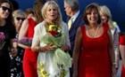 Η Τζιλ Μπάιντεν, σύζυγος του αντιπροέδρου των ΗΠΑ, έφτασε στην Κούβα