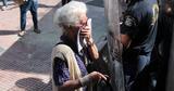 Η γιαγιά που «ψέκασε» ο ΜΑΤατζής: «Οσο αντέχω θα είμαι στον αγώνα»
