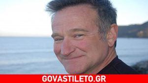 Η χήρα του Robin Williams αποκαλύπτει πρώτη φορά τον λόγο που ο ηθοποιός αυτοκτόνησε!