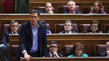 Ισπανία: Παραιτήθηκε από βουλευτής ο Σάντσεθ
