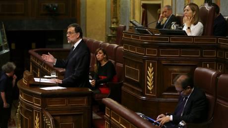 Ισπανία: Ψήφο εμπιστοσύνης έλαβε ο Μαριάνο Ραχόι