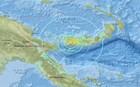 Ισχυρή σεισμική δόνηση 6,9 Ρίχτερ στην Παπούα Νέα Γουινέα