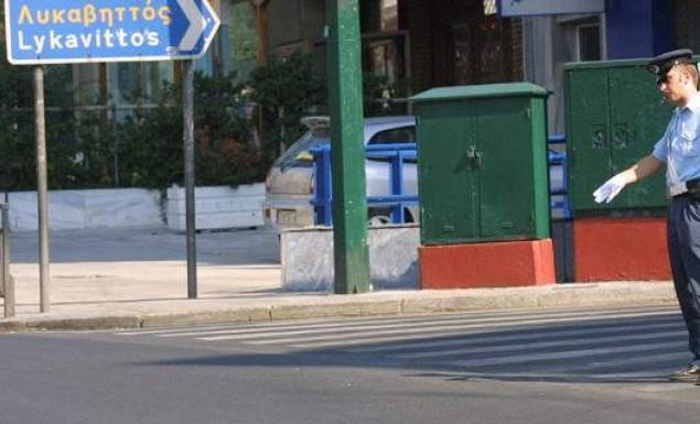 Κομμένη στα 2 την Κυριακή η Αθήνα