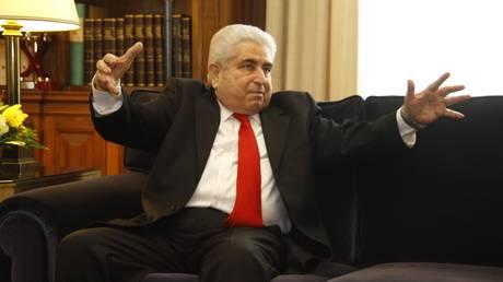 Κύπρος: «Δικτάτορα» αποκάλεσε τον Ταγίπ Ερντογάν ο Δημήτρης Χριστόφιας