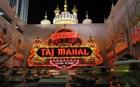 Λουκέτο στο Trump Taj Mahal, το καζίνο του Ντόναλντ Τραμπ στο Ατλάντικ Σίτι