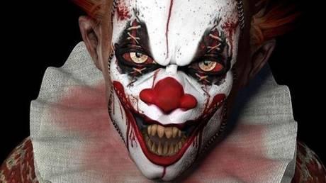Οι 'killer clowns' σκορπούν τον τρόμο και στη Βρετανία