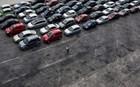 Παράνομα στη Λέσβο πολλά αυτοκίνητα ΜΚΟ που δουλεύουν στο νησί