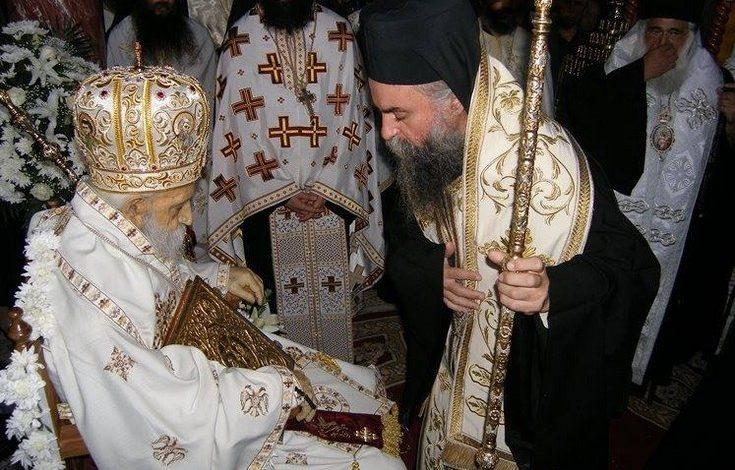 Ποιος είναι ο Επίσκοπος που ετάφη καθιστός