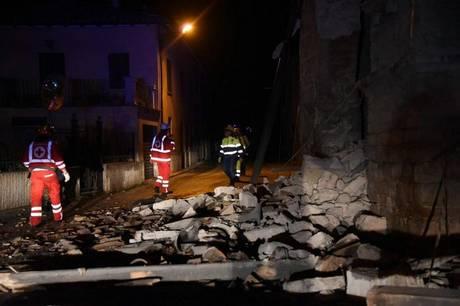 Σαράντα εκατομμύρια ευρώ για τους σεισμόπληκτους της Ιταλίας