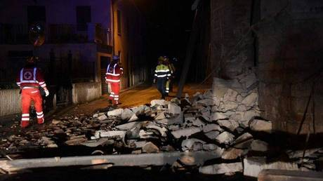 Σεισμός Ιταλία: Δεκάδες μετασεισμοί στα κεντρικά της χώρας