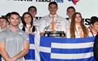 Σε Έλληνες μαθητές το χρυσό μετάλλιο σχεδιασμού μοντέλων Formula 1