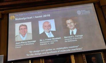 Σε τρεις επιστήμονες το Νόμπελ Χημείας 2016