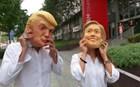 Στο εργοστάσιο της Κίνας όπου φτιάχνονται οι μάσκες των Τραμπ και Κλίντον