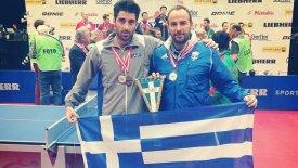 Τα ελληνικά μετάλλια στα Ευρωπαϊκά πρωταθλήματα ανδρών-γυναικών