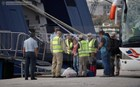 Το κλάμα του μωρού στο λιμάνι της Μυτιλήνης κατά την απέλαση στην Τουρκία