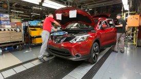 Το Nissan Qashqai «μεταναστεύει» λόγω Brexit;