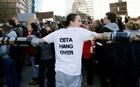 Υπεγράφη και επίσημα η CETA εν μέσω διαμαρτυριών