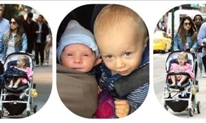 ΦΩΤΟ:Ο Άλεκ Μπάλντουϊν απολαμβάνει τις οικογενειακές του βόλτες στους δρόμους της Νέας Υόρκης